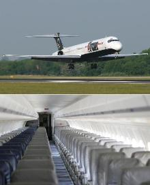 Rent a jet airliner in Romania