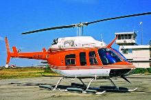 Hire a helicopter Bell 206 B 3