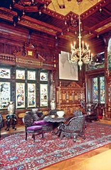 Sinaia Castle - interior