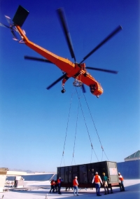 Heavy Lifting Helicopters